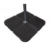 Doppler Light Beschwer-Granitplatten 2 Stück 25 Kg
