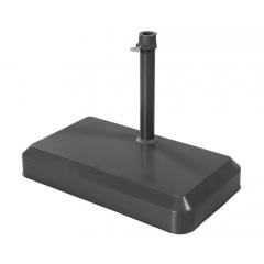 Doppler Beton-Balkonsockel 20 kg Anthrazit
