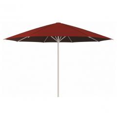 """Sonnenschirm """"SCHATTELLO"""" von May, rund 300 cm ohne Volant"""