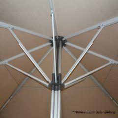 """Doppler Beleuchtungsset (4x LED-Leiste) für Gastroschirm """"Goliath 5 x 5 m"""""""