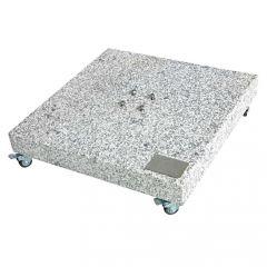 Doppler Granitplatte rollbar 140 kg