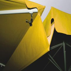 May Regenrinne für XXL-Gastroschirm ALBATROS