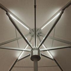 May LED-Leisten warmweiß für XXL-Gastroschirm ALBATROS