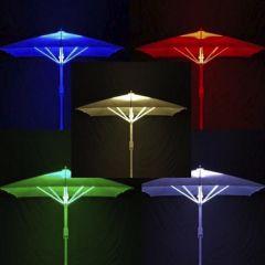 May LED-Leisten farbig für XXL-Gastroschirm ALBATROS
