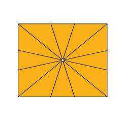 """Sonnenschirm """"ALBATROS"""" von May, quadratisch 3,5 x 3,5 m"""
