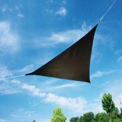 "Sonnensegel ""AluPro 500 x 500 x 500"" Dreieck, anthrazit"