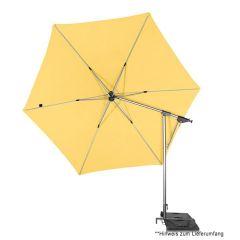Doppler Pendelschirm Sunline II 290 - gelb