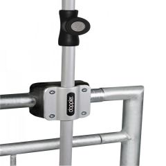 Doppler Balkonklammer bis 32mm