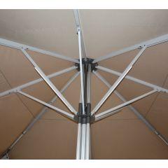 Doppler 4-fache LED Schirmbeleuchtung für Goliath 5x5m