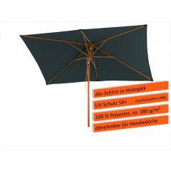 Schneider Sonnenschirm Malaga 300x200 cm Anthrazit