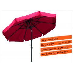 Schneider Sonnenschirm Orlando 270 cm Rot