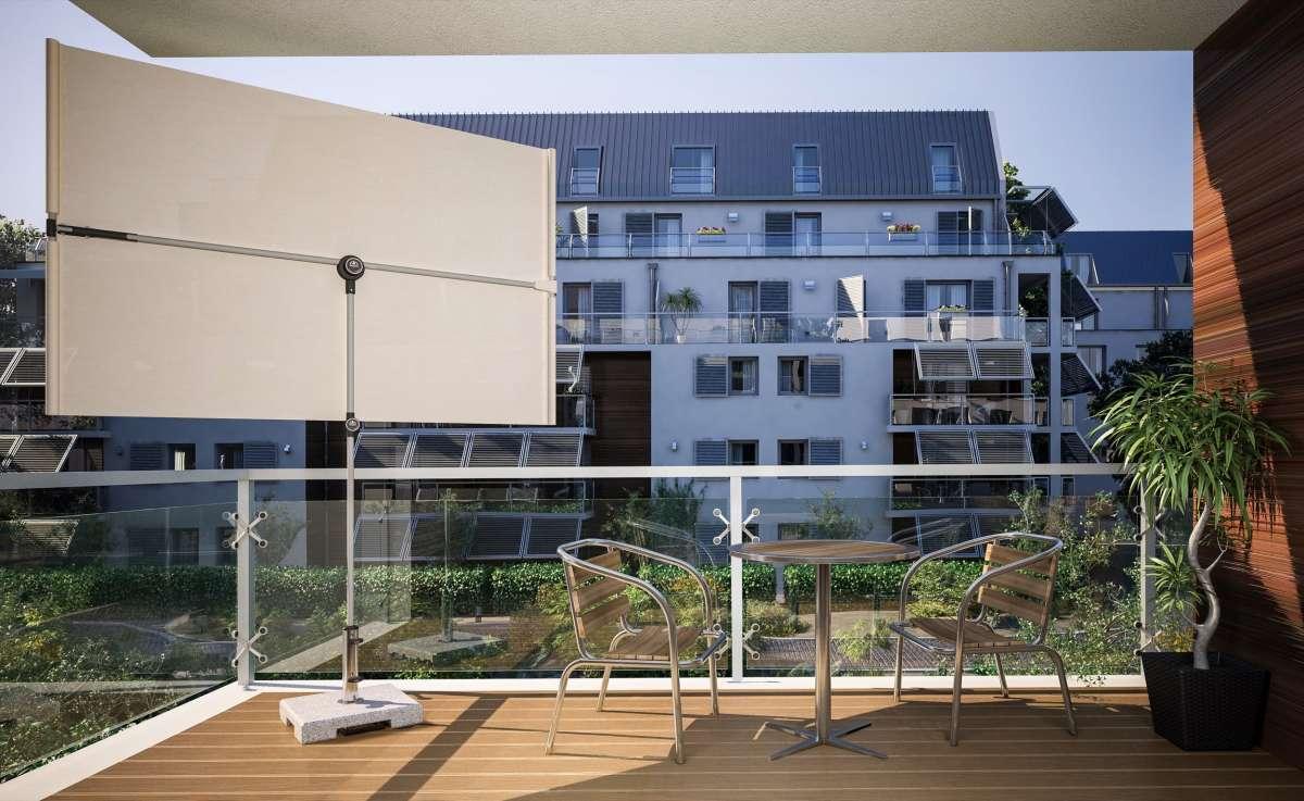 Doppler Sonnenschirme für den Balkon